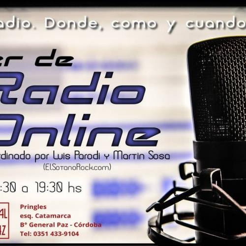 Taller de Radio Online