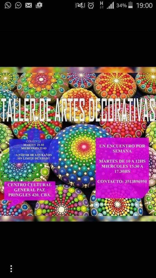 Taller de Artes Decorativas