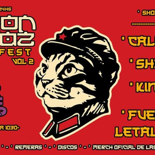 Shaggis en el Pocion y Paz Fest