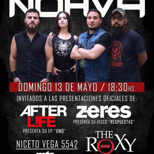 NOHVA EN THE ROXY