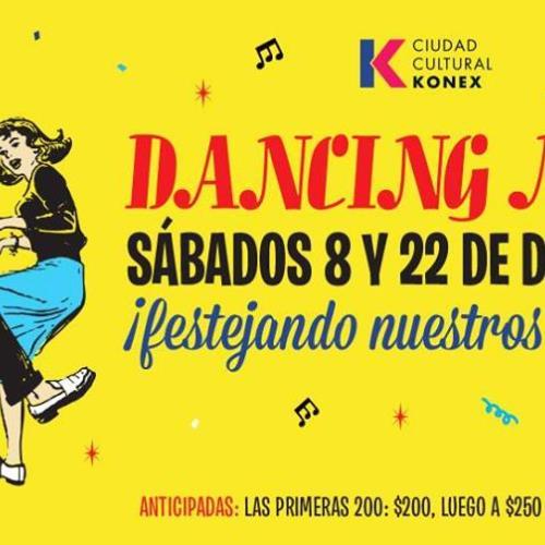 Dancing Mood en el Konex festejando 19 años!