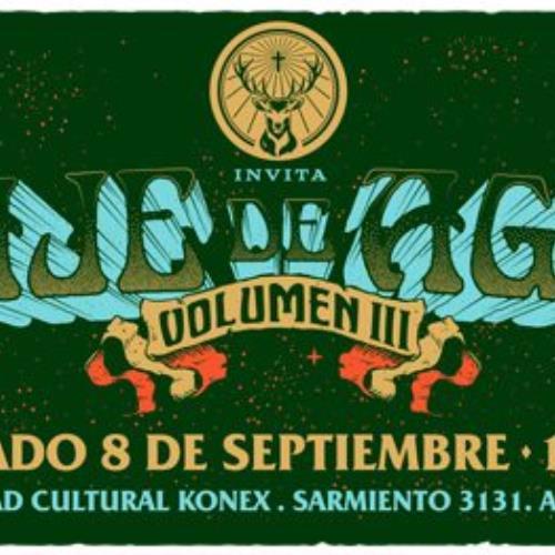 Festival Viaje de Agua Volumen III