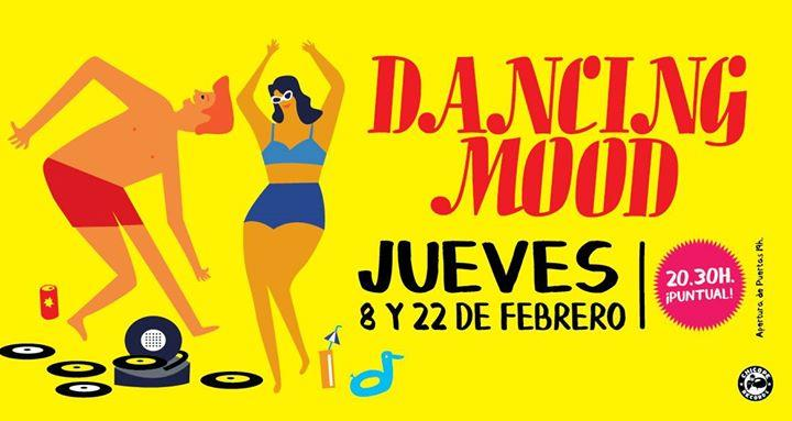 Dancing Mood en el Konex