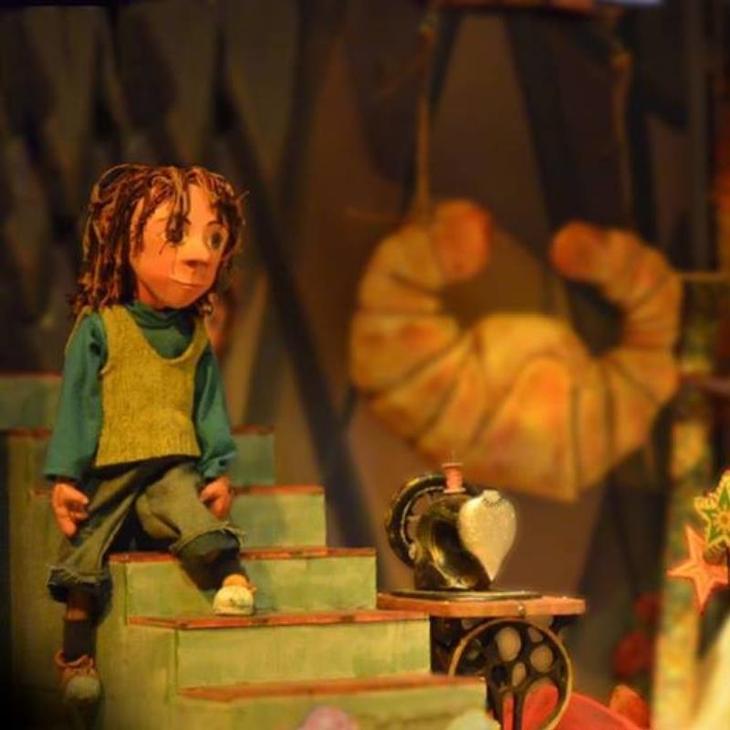 Marionetas - Vivir en el Aire - Konex