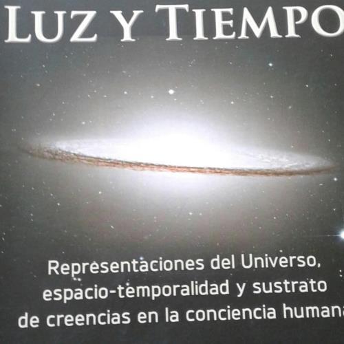 """Presentación del libro """"Luz y tiempo"""""""
