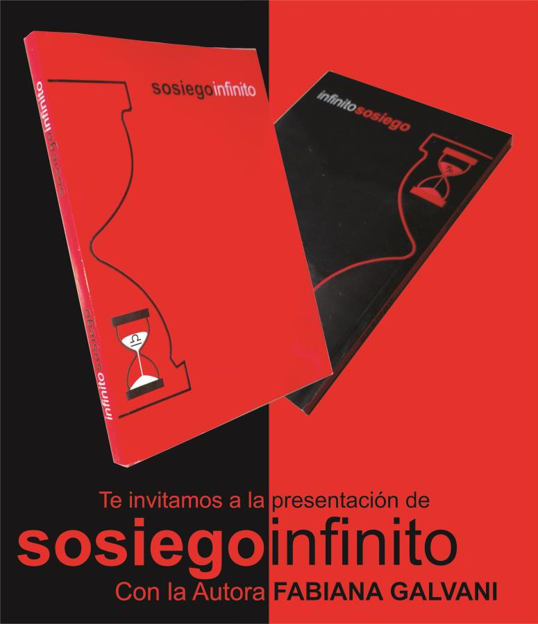 "Presentación del libro ""Sosiego Infinito"""