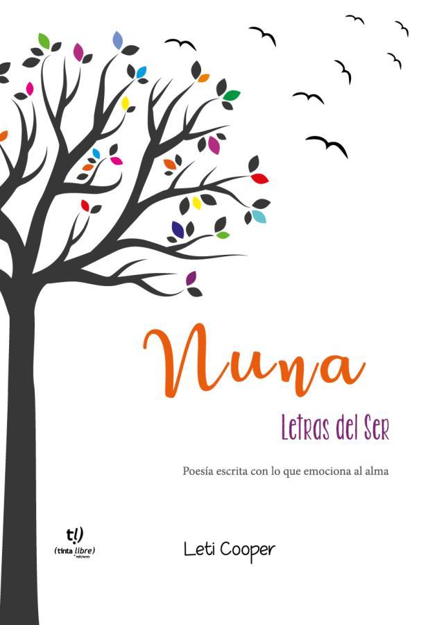 """Presentación del libro """"Nuna, Letras del ser"""""""