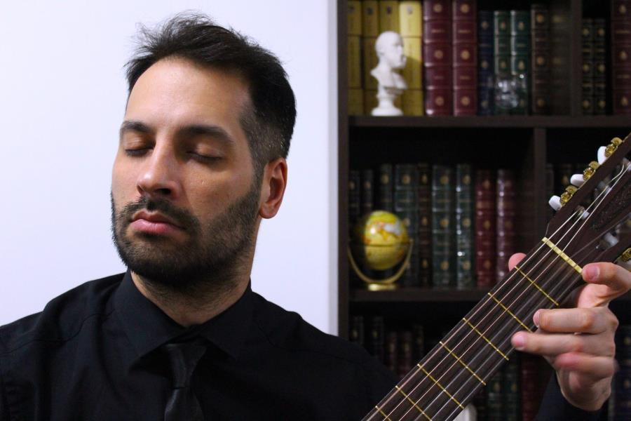Lucas Cerviño - Concierto de Guitarra Clásica