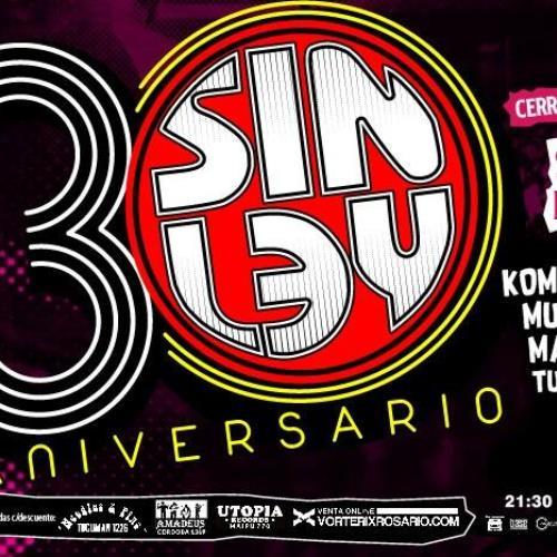 SIN LEY 30 AÑOS | Vorterix Rosario