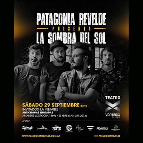 Patagonia Revelde presenta La Sombra del Sol