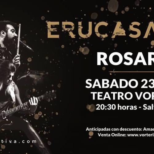 Eruca en Rosario ! #10Años