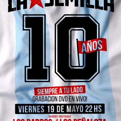 La Semilla celebra sus 10 años
