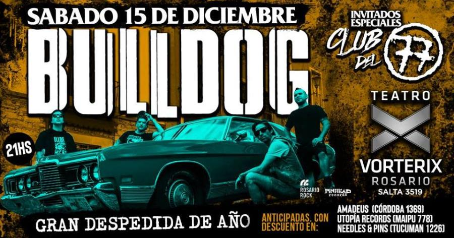 Bulldog en Rosario