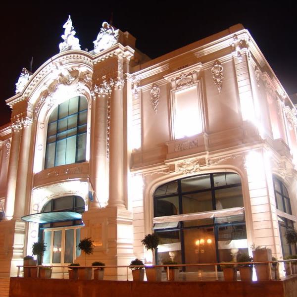 Sala Marechal del Teatro Municipal 1º de Mayo