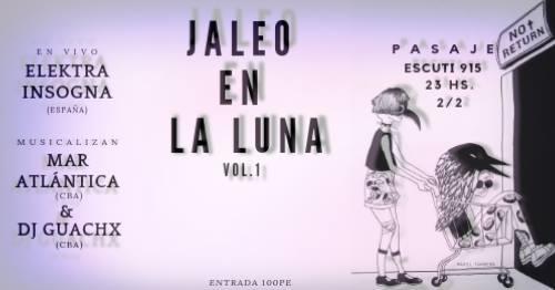 JALEO en La LUNA vol. 1