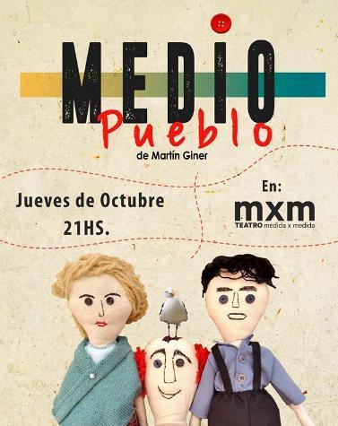 MEDIO PUEBLO EN MEDIDA x MEDIDA
