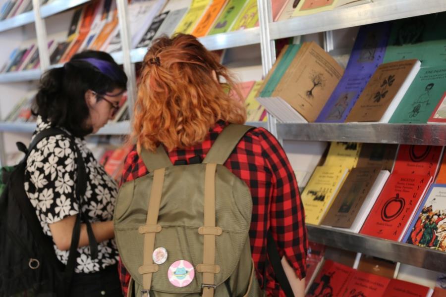 Apertura Feria del Libro y el Conocimiento 2019