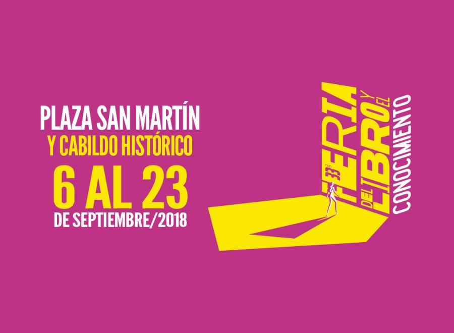 Actividad de cierre Feria. El canto tiene la palabra. Disertan: Roberto Kolla Chavero, Yamila Cafrune y Nahuel Porcel de Peralta. Modera: Pedro...