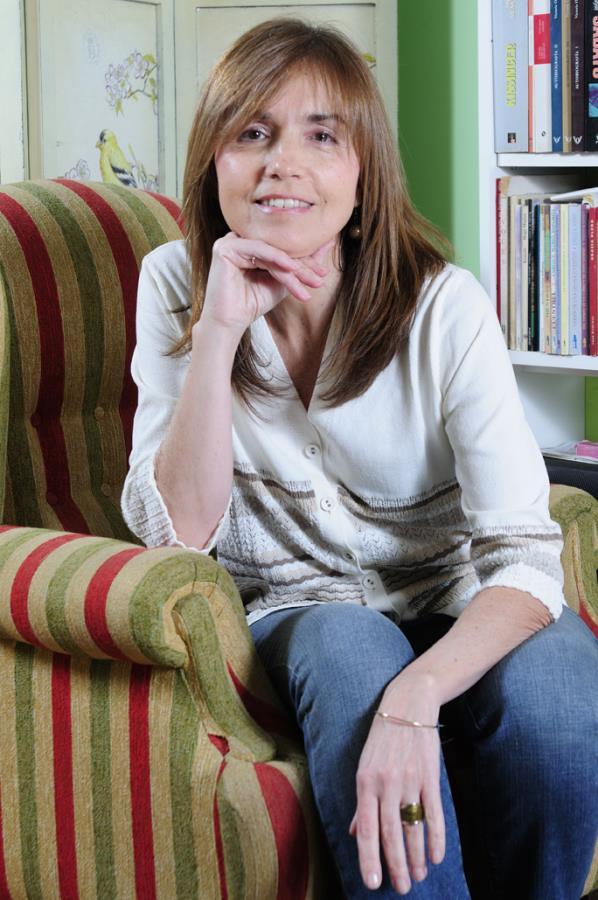 Entrevista abierta con Gloria Casañas.