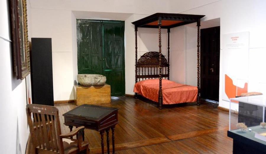 Muestra permanente Museo MUCI