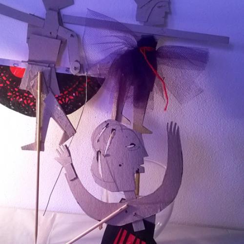 Bordamos en el Genaro -  Acción de Rosa Mercedes González - Artistas invitados