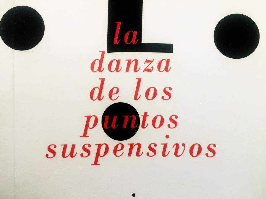 PRESENTACIÓN DE LIBRO | LA DANZA DE LOS PUNTOS SUSPENSIVOS de FEDERICO FERNÁNDEZ