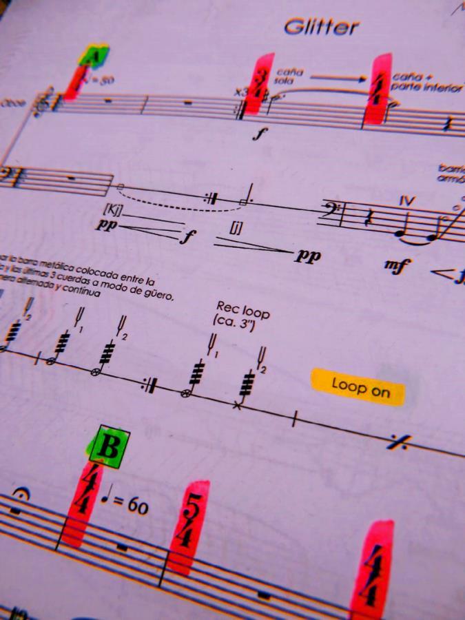 Primo - concierto guitarra, oboe y trombón