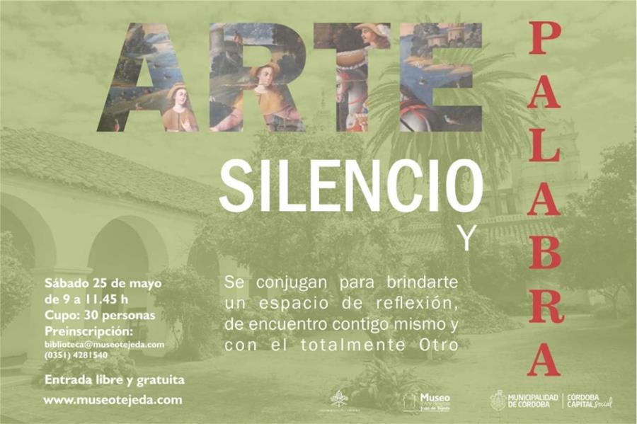 """Encuentro """"Arte, Silencio y Palabra"""""""