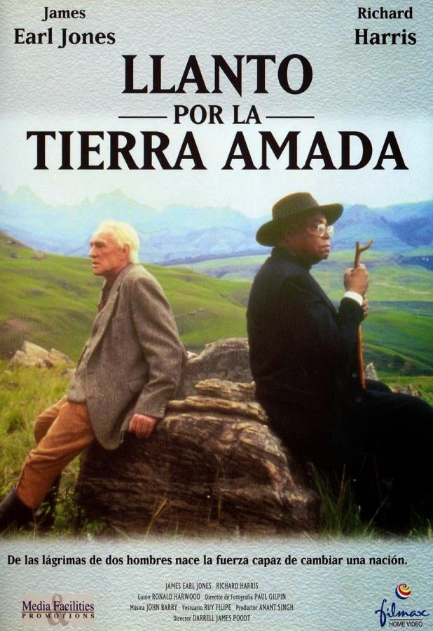 """Cine con Alma """"Llanto por la tierra amada"""" de Darrell James Roodt"""