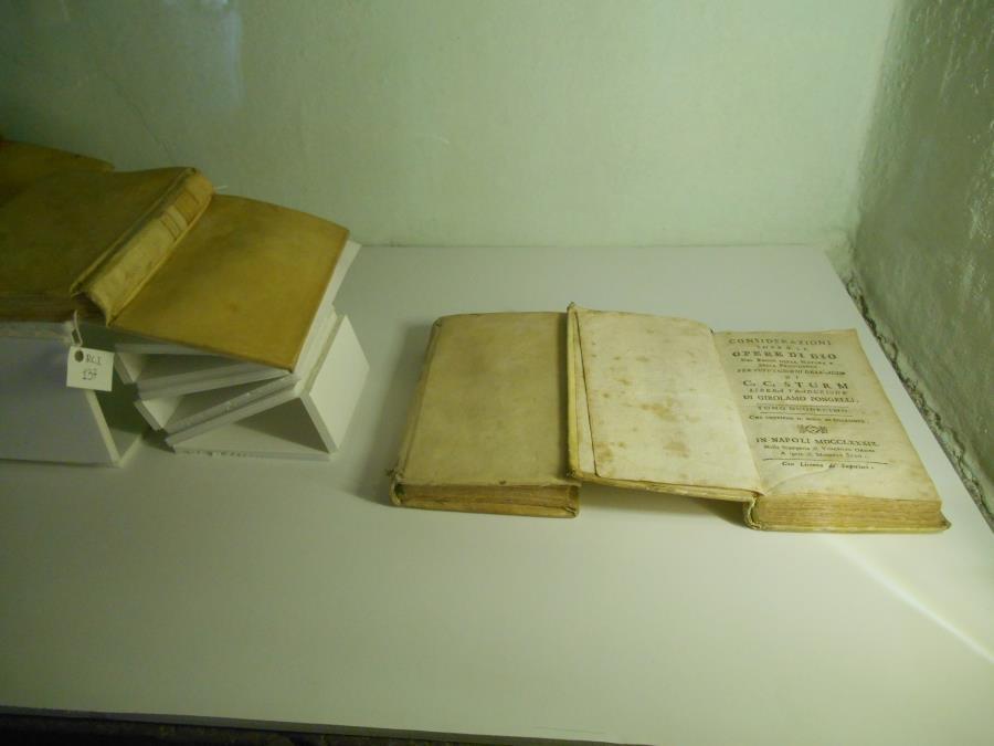 """""""Proceso de Cierre de Libros Jesuitas"""" en el Museo Tejeda"""