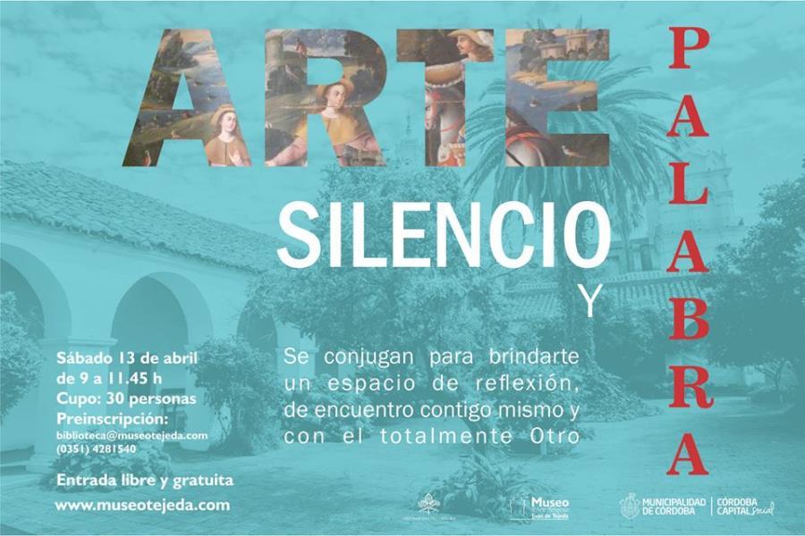 Encuentro: Arte, Silencio y Palabra