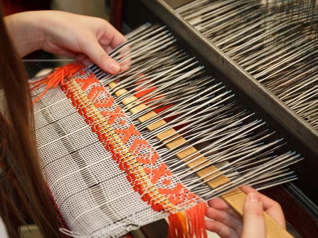 """Seminario Taller de  """"Conservación preventiva de textiles patrimoniales"""""""