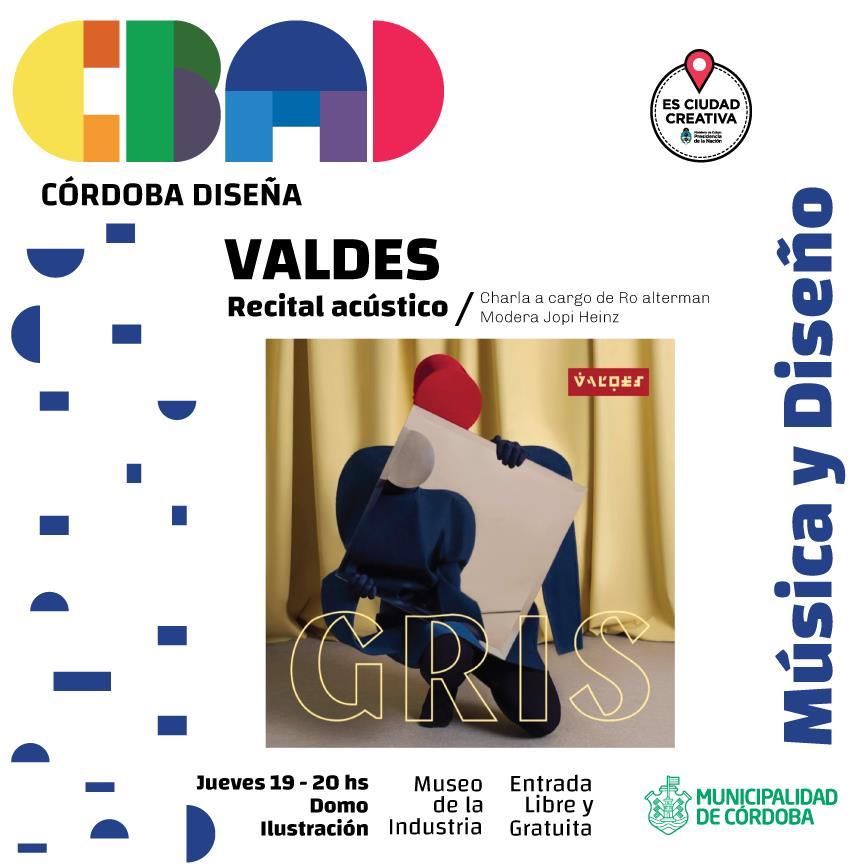 VALDES en Córdoba Diseña