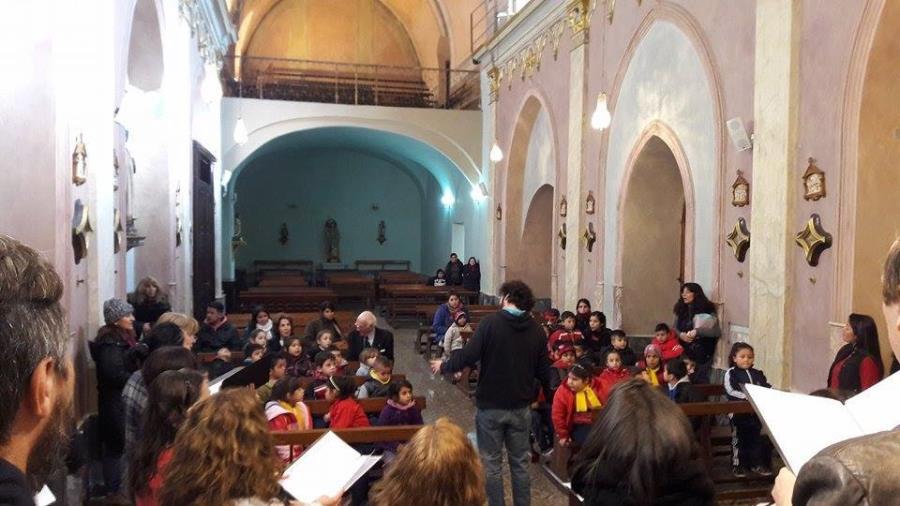 Concierto Didáctico del Coro Municipal