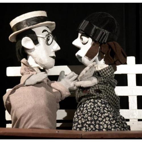 Los cómicos del novecientos y Juancito y María