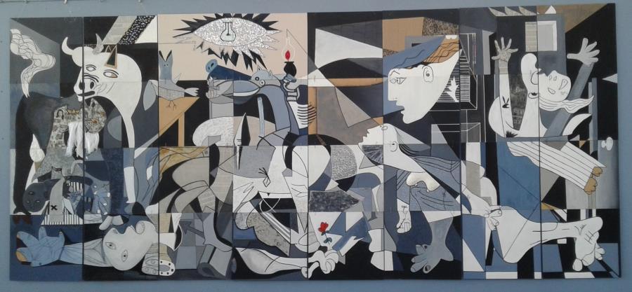 "Muestra ""Guernica"""