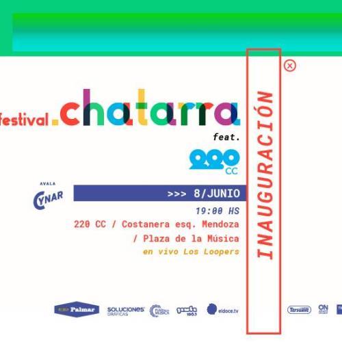 Festival CHATARRA feat. 220CC