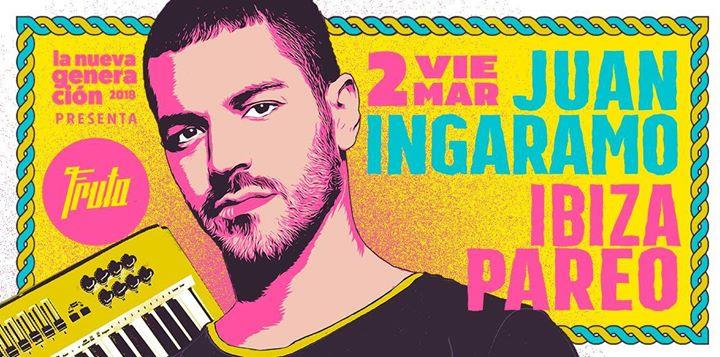 Juan Ingaramo + Ibiza Pareo