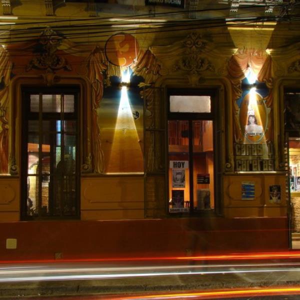Teatro Caras y Caretas
