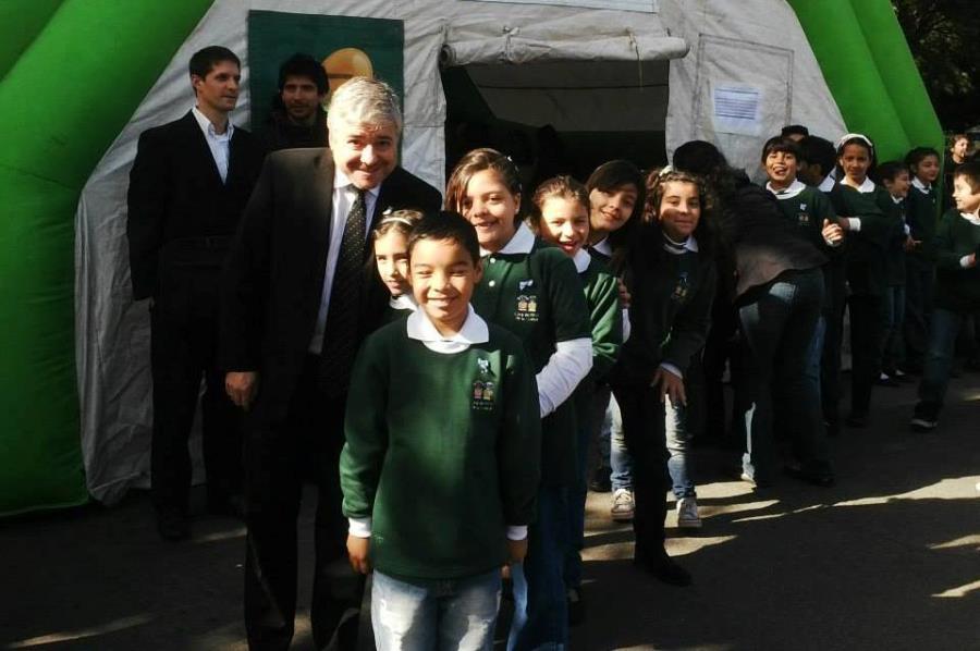 Coro de Niños de la Ciudad. Festejo Día del Niño