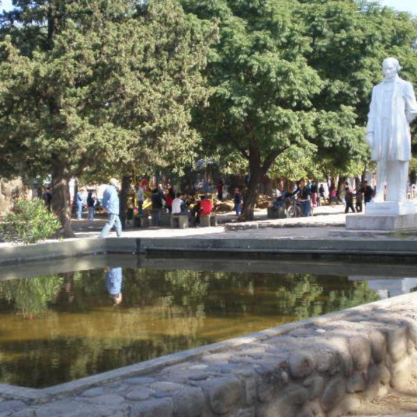 Plaza Mariano Fragueiro