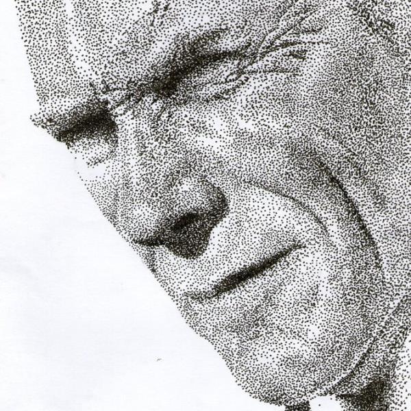 """Clint Eastwood"" (dibujo)"