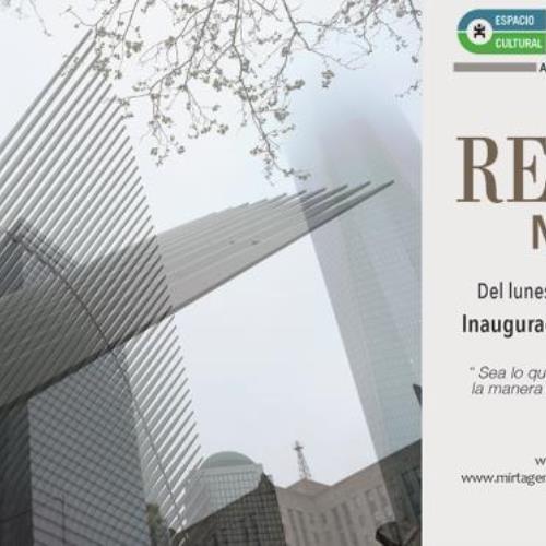 Inauguración muestra REAL I- REAL de Mirta Gendin en Espacio Cultural OEI