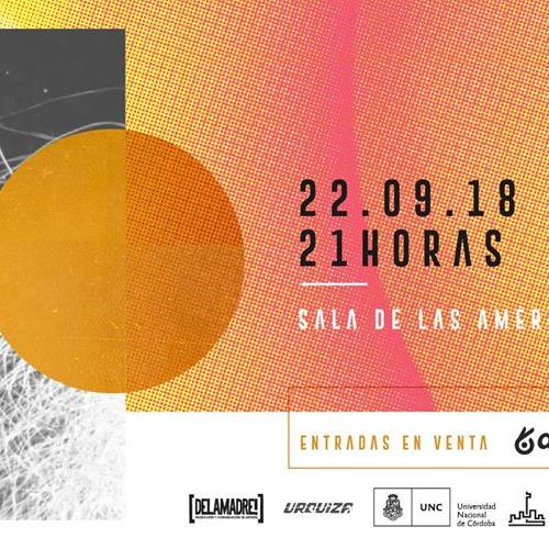"""TOCH presenta """"Voy a Encenderme"""" en Córdoba"""