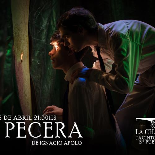 La Pecera / de Ignacio Apolo
