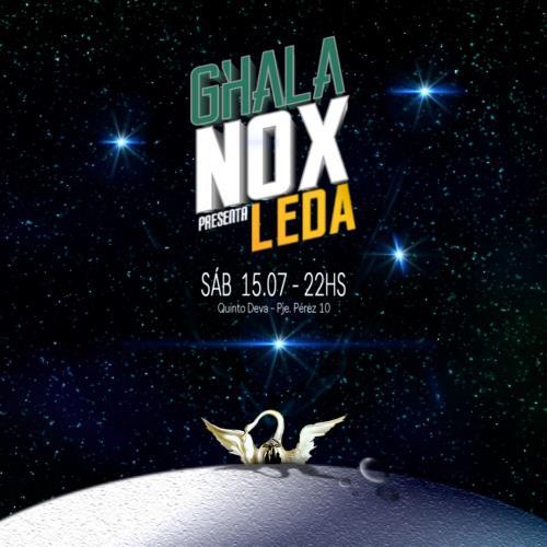 Ghala Nox presenta LEDA
