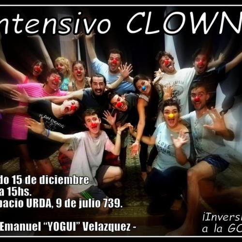 Intensivo CLOWN en el URDA