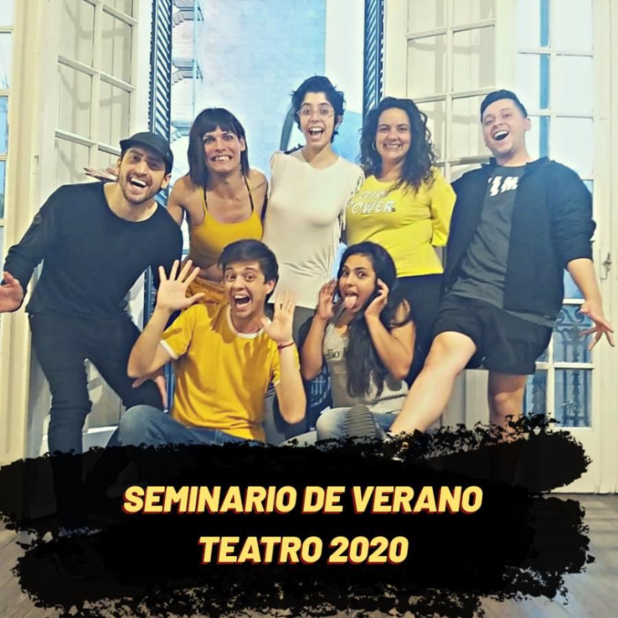 Seminario de Verano Teatro 2020