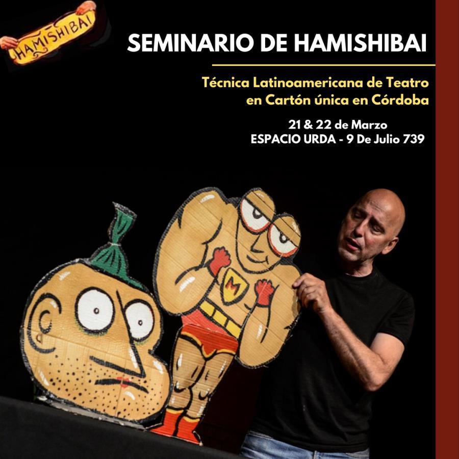 HAMISHIBAI - Técnica de Teatro & Cartón única en Córdoba
