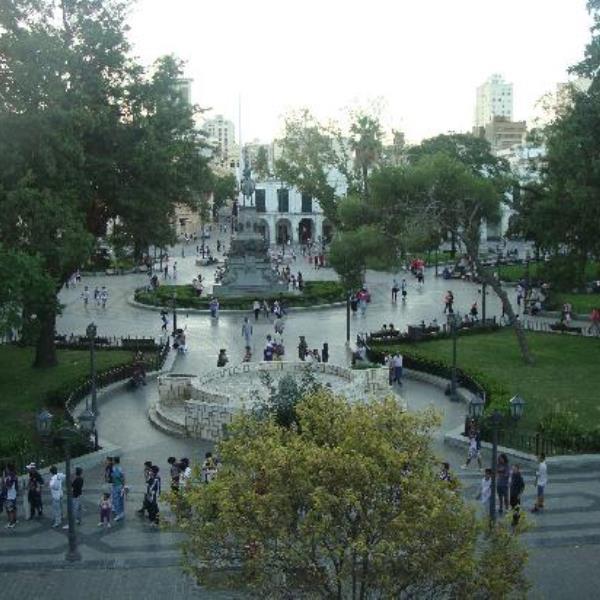 Plaza San Martín - Córdoba